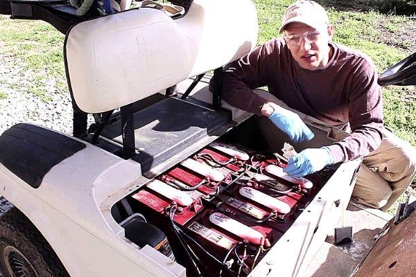 Golf Cart Batteries Long Last