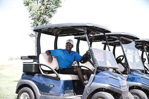 How Width is a Golf Cart
