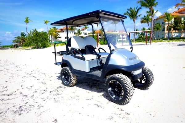 How to Make a Gas Golf Cart Faster