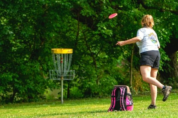 How to Throw Disc Golf