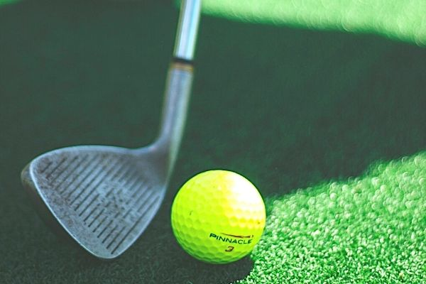 What golf club is designed to hit the ball with the highest launch angle