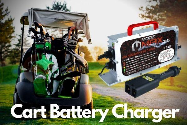 Best Golf Cart Battery Charger