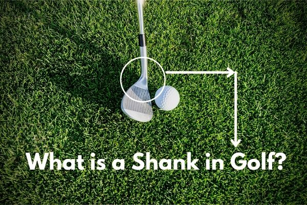 What is a shank in golf