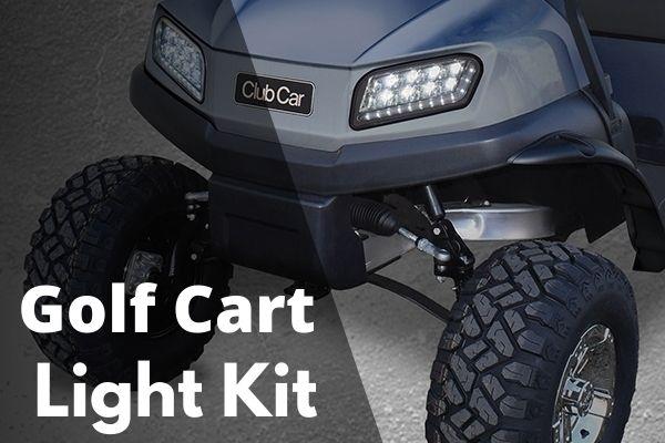 Best Golf Cart Light Kit