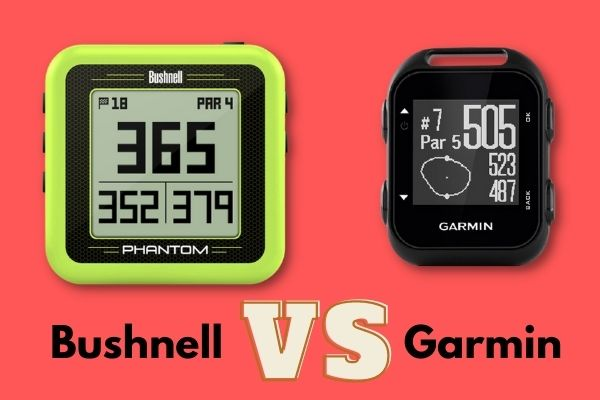 Bushnell VS. Garmin Golf GPS