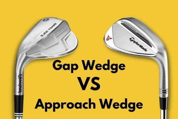 What is Gap Wedge VS Approach Wedge