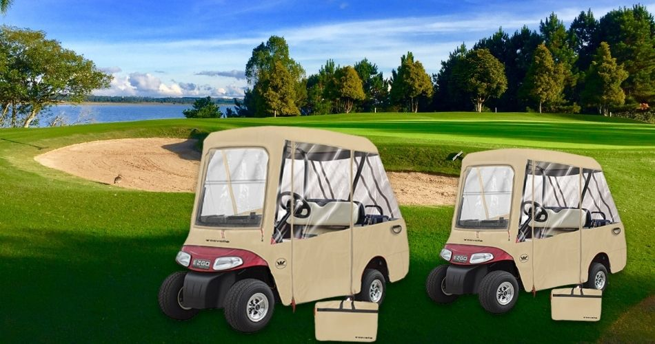 Best Golf Cart Cover