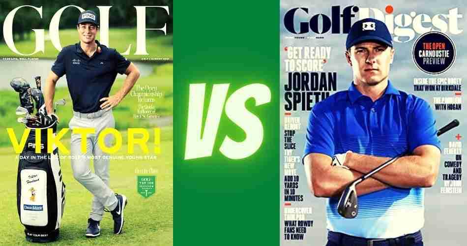 Golf Magazine Vs Golf Digest